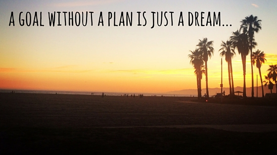 A goal without a plan is just a wish (1)